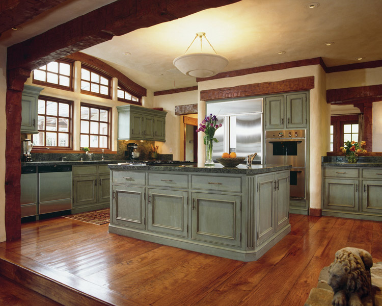 antique kitchen idea interior in english style
