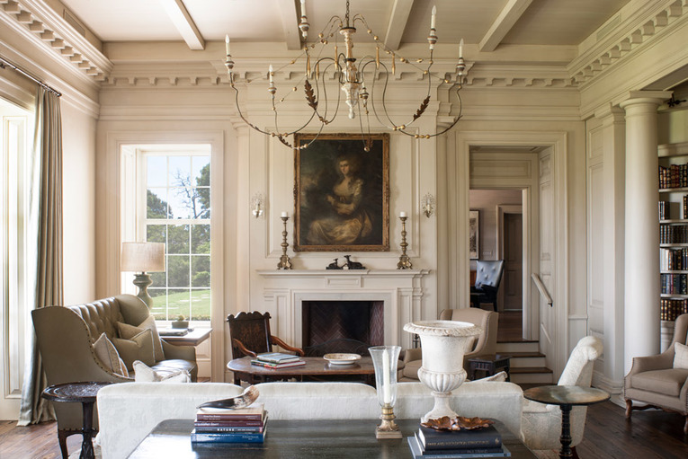 curtis windham architects portfolio architecture interiors neoclassical neoclassical living room