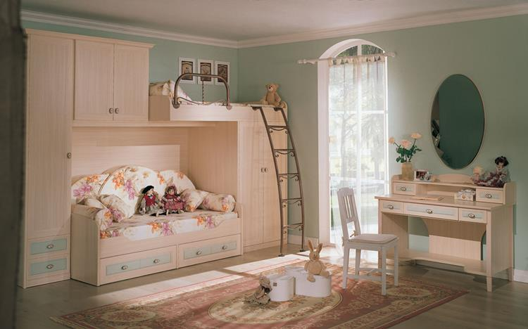 creative kids room victorian