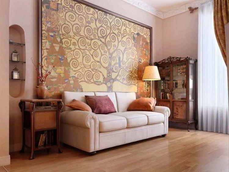 Interior Design Secrets Ideas with Wall Art