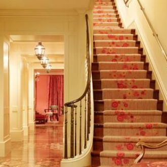 beige-and-pink-morrocan-style-hallway-foyer