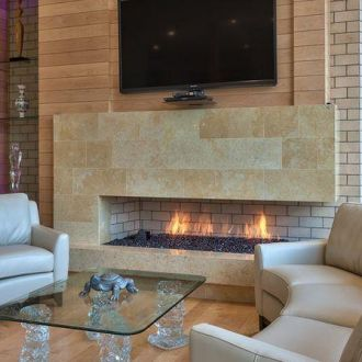 modern-living-room-fireplace-curved-sectional-sofa